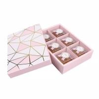 kotak cookies tema valentine box coklat box kue bulan box macaroon