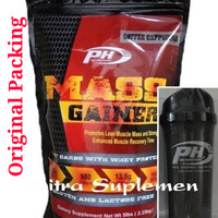 PH Prohybrid Mass Gainer 5lbs / 5 Lbs - Free Shaker Original
