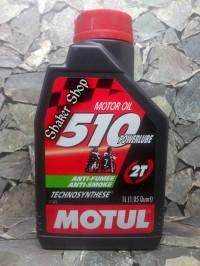 Oli Samping Motul 510 Power Lube Oil 2T