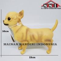 Limited Edition Mainan Action Figure New Canna Dog - Anjing Akita,