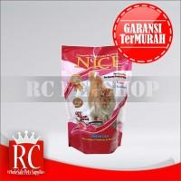 Makanan Kucing Nice Cat Repack Tuna/Seafood 1 Kg