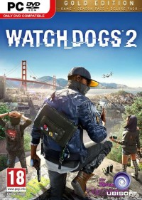 WATCH DOGS 2 GOLD EDITION GAME PC