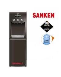 Sanken HWD-C520 Galon Bawah Dispenser 3 Kran Pipa Stainless steel