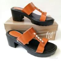 Sandal Fladeo FLD LDFJ91TAN501 sandal wedges sandal slip