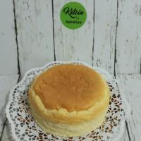 Keto Japanese Cheese Cake