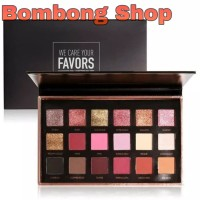 Focallure Metallic Day To Night 18-Colors Favors Eyeshadow Palette