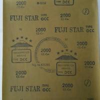 amplas kertas gosok waterproof fujistar fuji star grid 2000