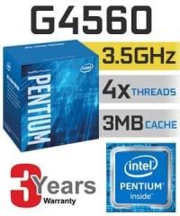 Intel Pentium G4560 3.5ghz Socket 1151 KabyLake