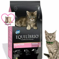 EQUILIBRIO KITTEN 1.5KG Makanan Kucing NO ROYAL CANIN PROPLAN EUREKA