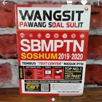 BUKU WANGSIT(PAWANG SOAL SULIT)SBMPTN SOSHUM 2019
