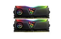 Geil DDR4 AMD EDITION SUPER LUCE SYNC RGB LED PC24000 3000MHz Dual Channel 16GB (2x8GB) 16-18-18-36 GALS416GB3000C16ADC