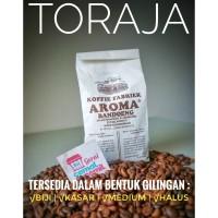kopi AROMA Bandung TORAJA (giling halus) TERMURAH
