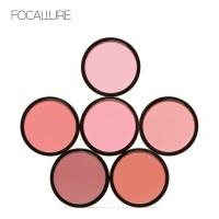 Focallure Color Mix Blush On 6 pilihan Warna