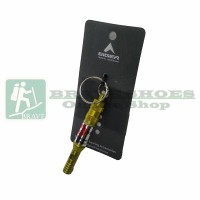 Gantungan Kunci - Pluit Eiger IRG0199 Emergency Whistle Keychain Yello