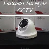 Paket CCTV Infinity 2 MP DVR 8 Channel + 8 Kamera 2 MP