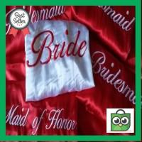 KUALITAS SUPER Kimono Satin Bordir/ polos wedding robes DNN