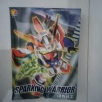 Shining Gundam Sparking SD Yolly god burning kamiki bb ex bf sdex cs x