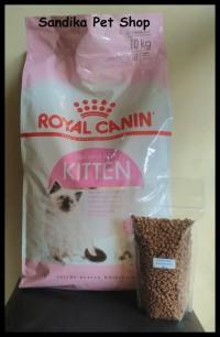 HOT SALE Makanan Kucing / Cat Food ROYAL CANIN KITTEN REPACK 500 gram