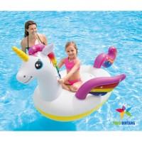 INTEX Unicorn Ride-On | Pelampung Ban Renang Unicorn Anak | Pony