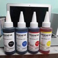 Tinta Isi Ulang Refill Botol Printer Universal Epson HP Canon Brother