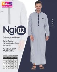 NIBRAS GAMIS IKHWAN NGI 02