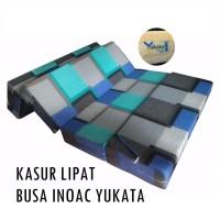 KASUR LIPAT INOAC YUKATA ORIGINAL JAPAN QUALITY TEBAL 10CM 5 TAHUN