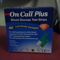 Strip Glucose On Call Plus