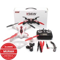 Syma X56W terbaru dari X5HW fpv live wifi android drone quadcopter