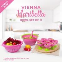 Mangkok Es Buah Vienna Maribela Set of 11pcs