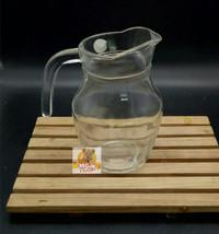Milk Jug Kaca 0.5L Gelas Pitcher 500ML Water Jug Milk Gagang