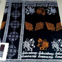 sarung batik wayang cetak halus sarung mahda