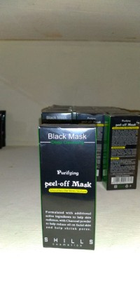 [BPOM] Shills Black Mask Purifying Peel Off Mask