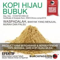 KOPI HIJAU BUBUK - GREEN BEAN COFFEE POWDER