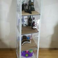 Lemari pajang minimalis/Lemari pajang mainan/type lp04