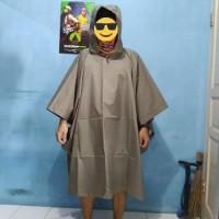 TERBARU Ponco Raincoat Jas Hujan Jack Wolfskin Bisa dijadikan Flyshe