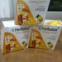 herbalax slimming tea lemon Best Quality