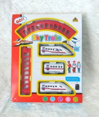 Mainan Kereta Api Sky Train