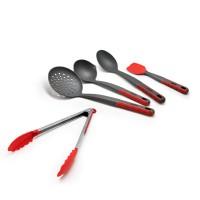 Maxim Tools Flex Grip Alat Masak Spatula/Sutil Set 5pcs