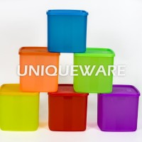 Toples Plastik Warna-warni MEDIUM Termurah