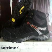 Sepatu Pria Outdoor Gunung Hiking Karrimor Tracking Boots Waterproof