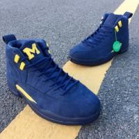 Nike Air Jordan 11 Retro Premium Original Blue Ideas / Sepatu Basket