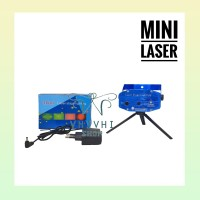 Laser Mini Stage Lightning/ Lampu Disco/ Lampu Hias