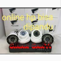 PAKET CAMERA CCTV 4CH 3MP ( LENGKAP TINGGAL PASANG )
