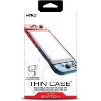 NINTENDO SWITCH NYKO THIN CASE (RED-BLUE)