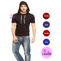 kaos polos hoodie catton comebed 30s