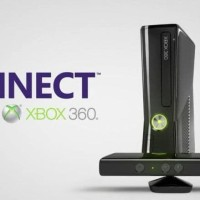 Kinect Xbox X box 360 original