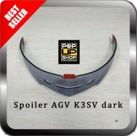 Spoiler Buntut Helm AGV K3 SV K3SV