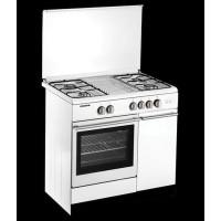 Super Promo Modena Freestanding Cooker Kompor Oven Fc 7943 W Prima -