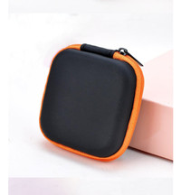 Stylish Colorful Earphone Case Headset Tempat Koin