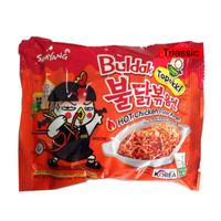 Samyang Hot Chicken Buldak Topokki Chewy Ramen - HALAL
